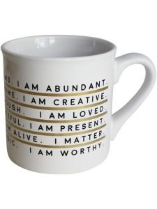 The I am Affirmation Mug